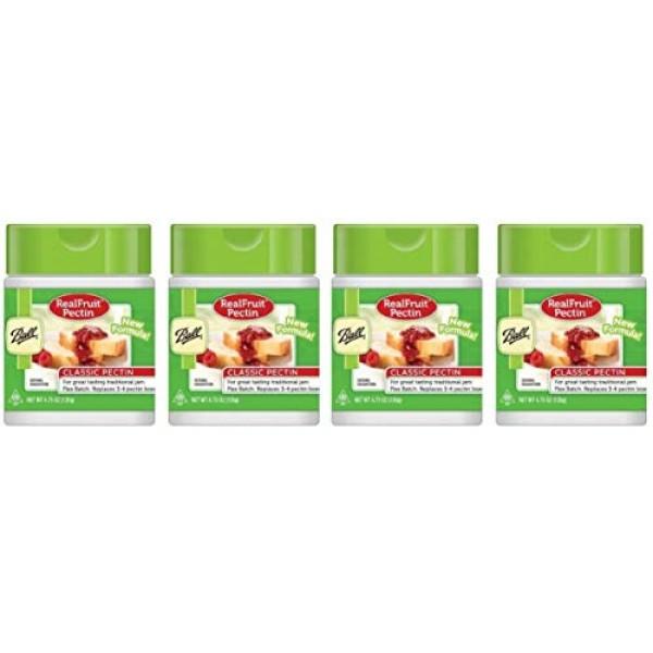 Ball 71065 4.7 Oz Pectin Flex Batch Mix 4 PACK