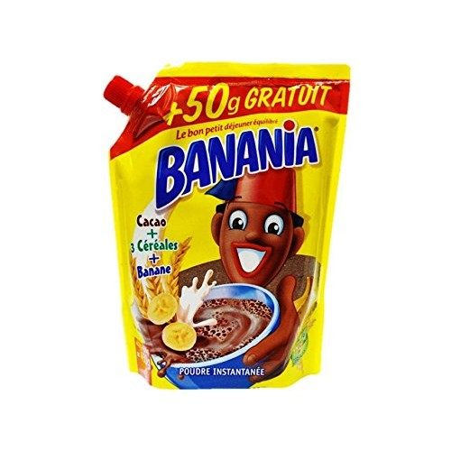 Banania Chocolate Powder from France 400 grams