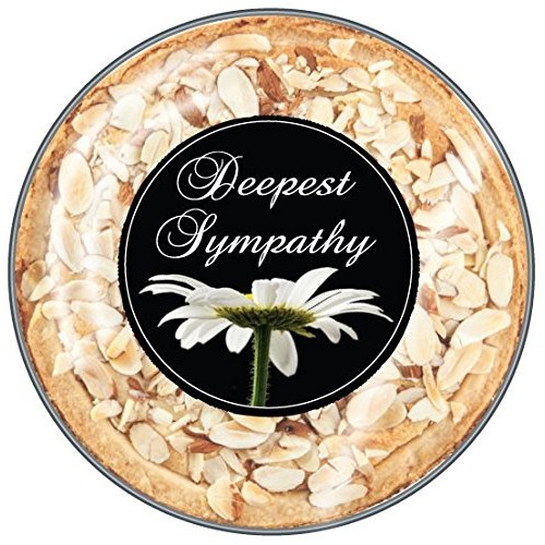 SYMPATHY Almond Raspberry Cookie Pie