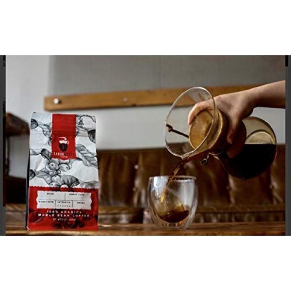 Barbarossa Coffee Ethiopian Yirgacheffe Natural Processed Artisa...