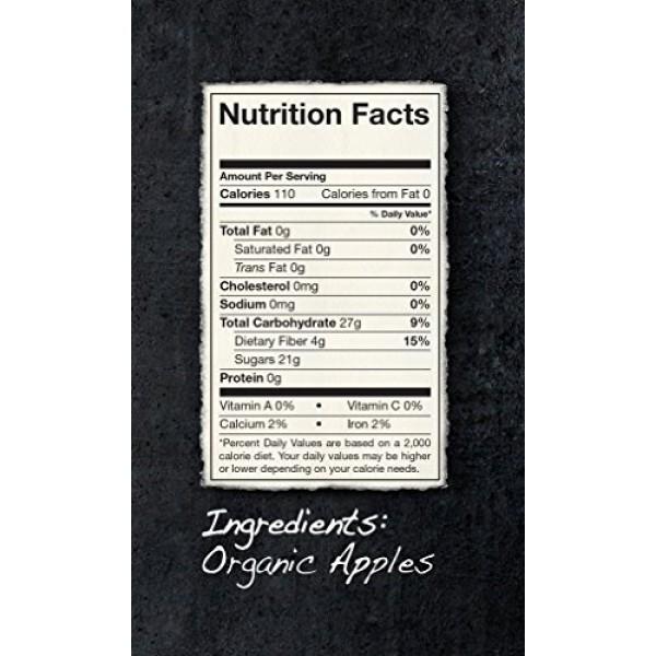 Bare Baked Crunchy Organic Apple Chips, Fuji & Reds, Gluten Free...