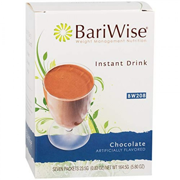 BariWise High Protein Drink Mix/Instant Low-Carb Cold Drink - Ch...