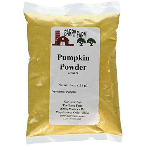 Pumpkin Powder, 4 oz. by Barry Farm