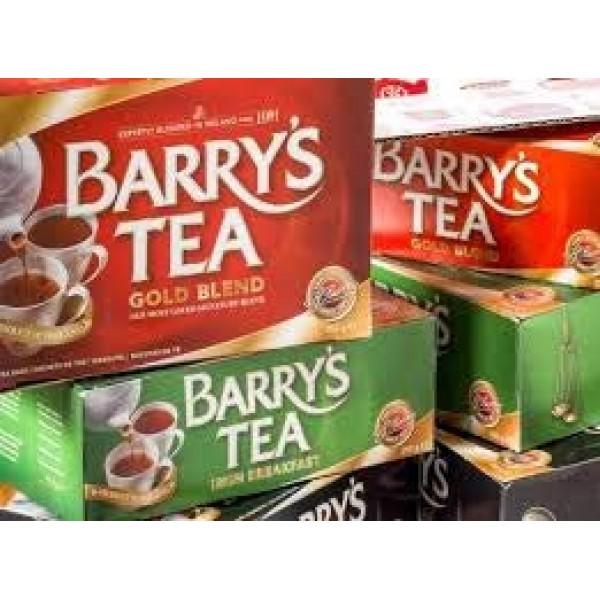 Barrys Irish Tea Assortment Gold 40ct & Irish Breakfast 40ct 8...
