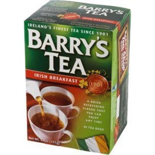 Barrys Irish Breakfast Tea, 40 Tea Bags