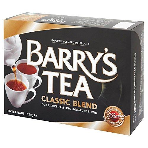 Barrys Tea, Classic Blend, 80-Count Box