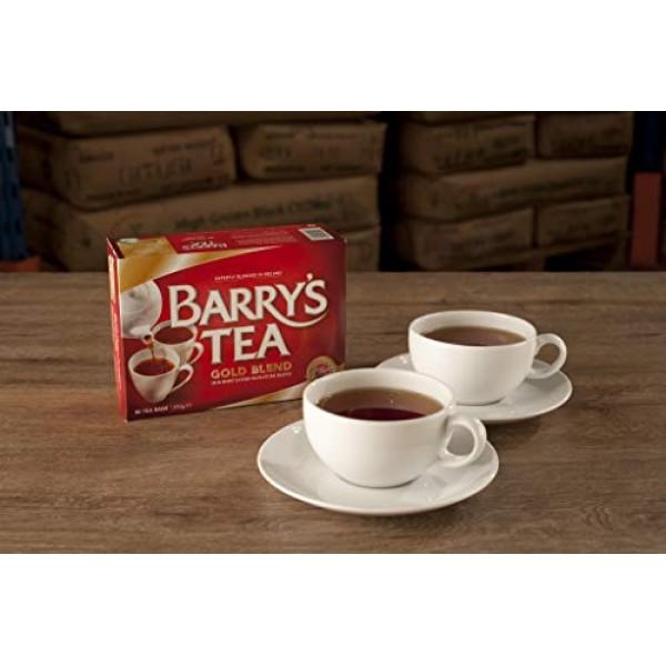 Barrys Tea Gold Blend Tea Bags