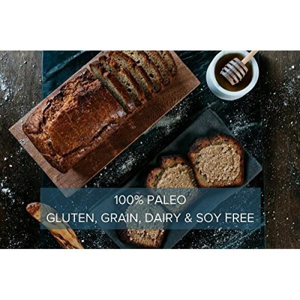 Base Culture Paleo Bread, Large Size   Delicious 100% Paleo Cert...
