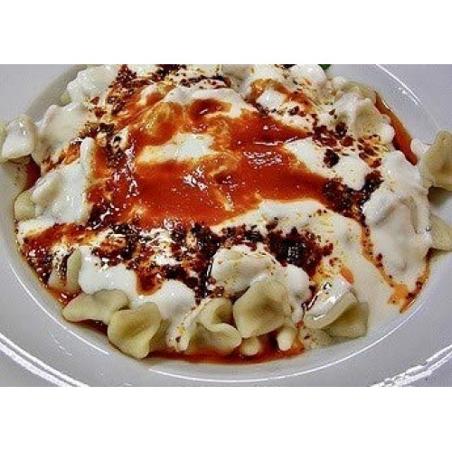 Halal Turkish Ravioli Manti 10 lb Freshly Frosted by Moda Food