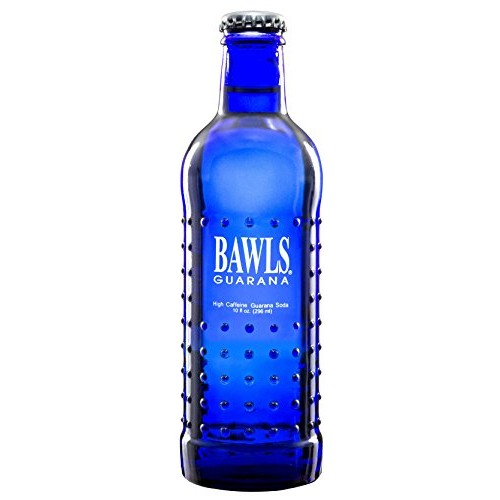 BAWLS Guarana 10oz 24 pack