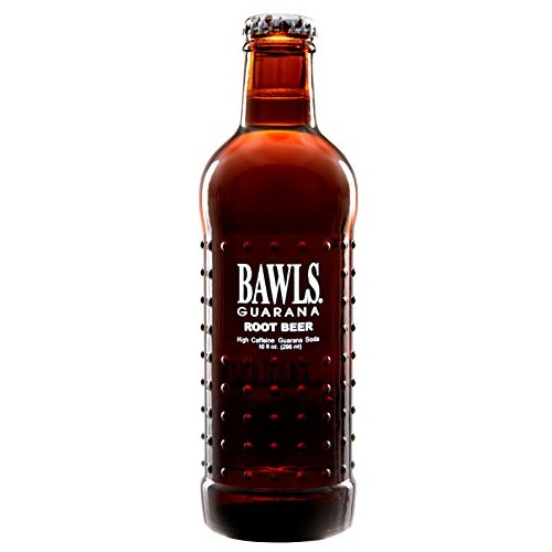 BAWLS Root Beer 10oz 24 pack