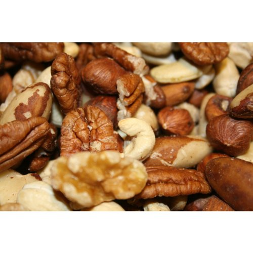 Deluxe Mixed Nuts Raw, 2Lbs