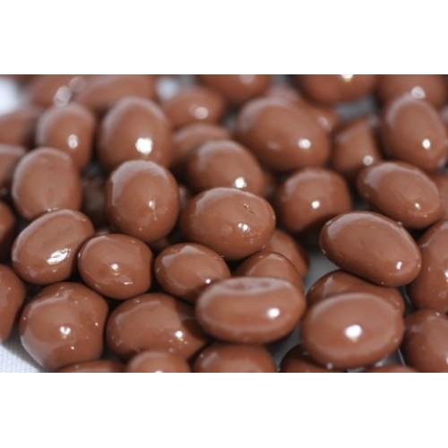 Milk Chocolate Covered Espresso Beans 10 Pound Box