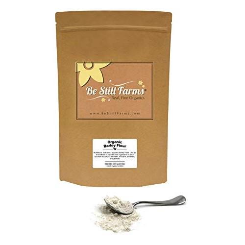 Be Still Farms Organic Barley Flour 2lb Organic Barley - Barle...