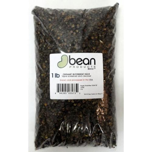 Bean Products Buckwheat Hull Filling - 1 lb