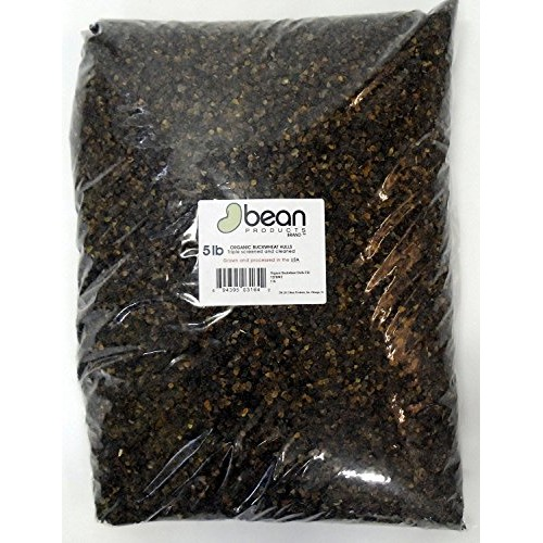 Bean Products Buckwheat Hull Filling - 5 lbs