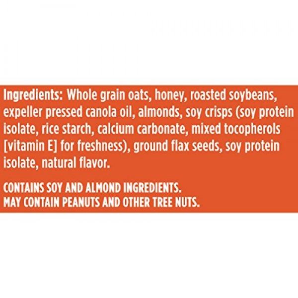 Bear Naked Honey Almond Granola - Non-GMO, Kosher, Vegetarian Fr...