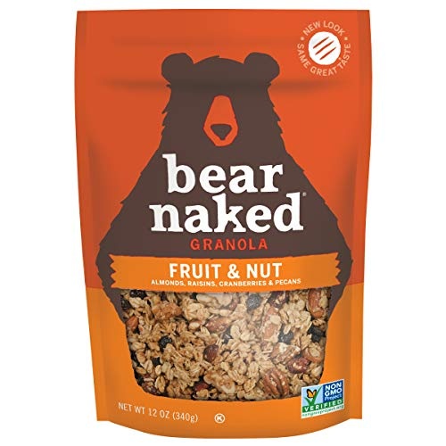 Bear Naked Fruit & Nut Granola - Non-GMO, Kosher, Vegetarian Fri...