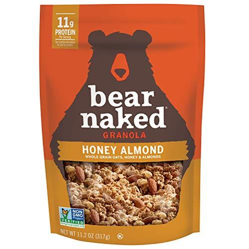 Bear Naked Granola, Honey Almond Protein, 11.2 Ounce