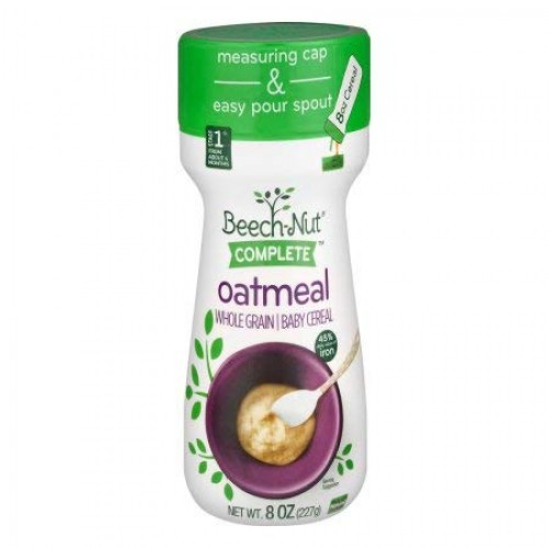 Beech-Nut Complete Stage 1 Oatmeal Baby Cereal (Pack of 6)