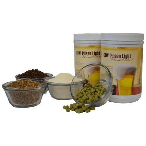 Berliner Weisse Beer Ingredient Kit w/Liquid Yeast