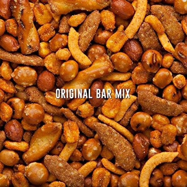 BEER NUTS Original Bar Mix - 6oz Resealable Bag, , Pretzels, Che...