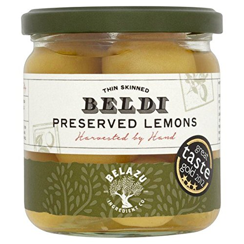Belazu Preserved Beldi Pickled Lemons - 350g