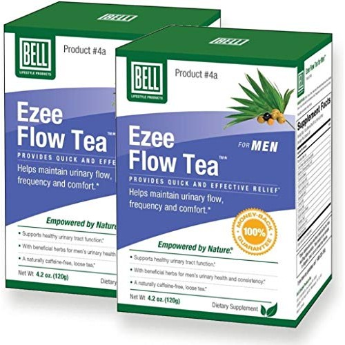 Bell Ezee Flow Tea for Men by Bell Lifestyle Products - 120g. 2-...