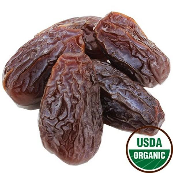 Organic Dried Medjool Dates, 1lb