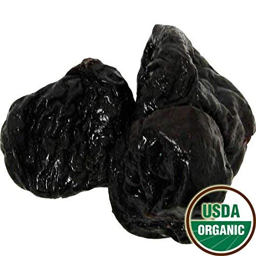 Organic Dried Pitted Prunes, 2 lbs