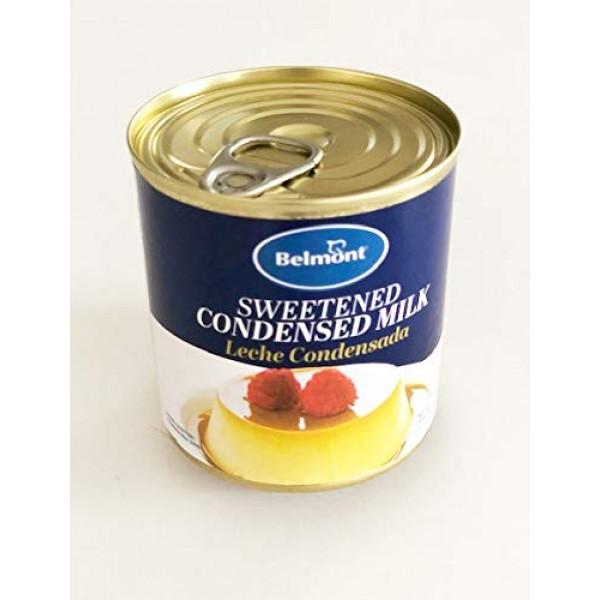 Belmont Sweetened Condensed Milk Leche Condensada 13.4 Oz 3...