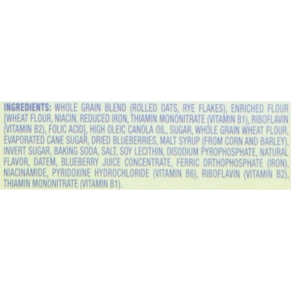 Belvita Breakfast Biscuit, Blueberry, 8.8 Ounce Pack of 3