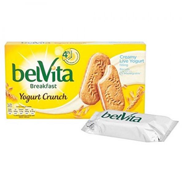 Belvita Breakfast Yoghurt - 5 x 50g