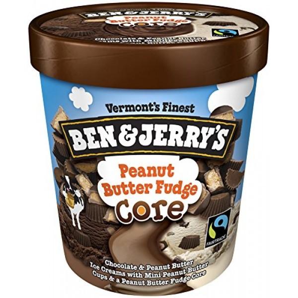 Ben & Jerrys - Vermonts Finest Ice Cream, Non-GMO - Fairtrade ...