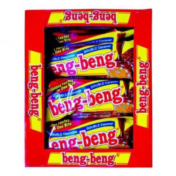 Beng Beng Wafer-coated chocolate with Hazelnut 12pcs. Beng Beng ...