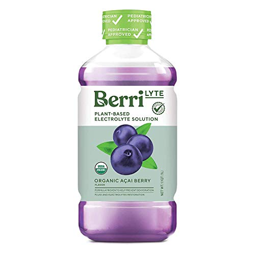 Berri Lyte Acai Pediatric Electrolyte Drink Solution | Completel...