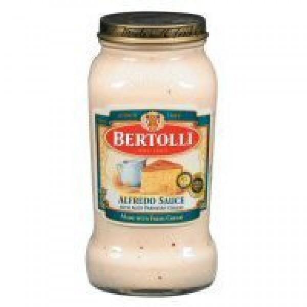 Bertolli Alfredo with Aged Parmesan Cheese Pasta Sauce [12 PER C...