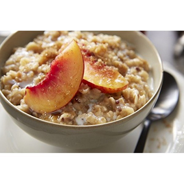 Better Oats Organic Bare Instant Multigrain Hot Cereal with Flax...