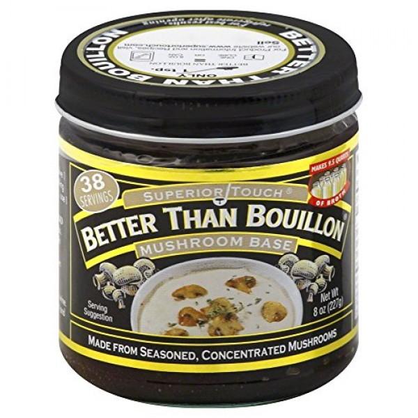 Better Than Bouillon Mushroom Base 8.0 OZ
