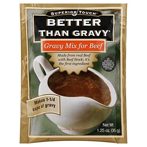 Better Than Gravy Mix Beef Gravy, 1 oz