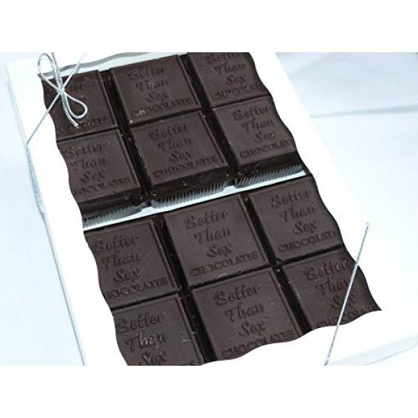 Grand Marnier Dark Chocolate Truffles 6