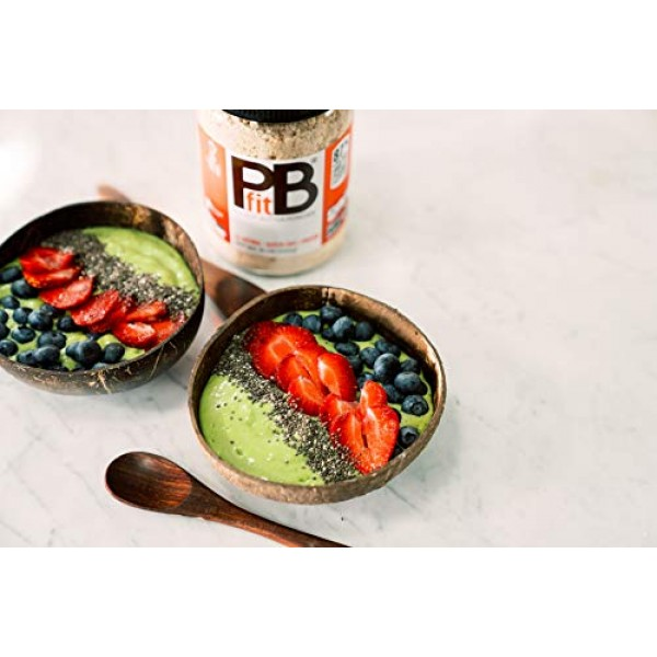 PBfit— All-Natural Peanut Butter Powder, Produced By BetterBody ...