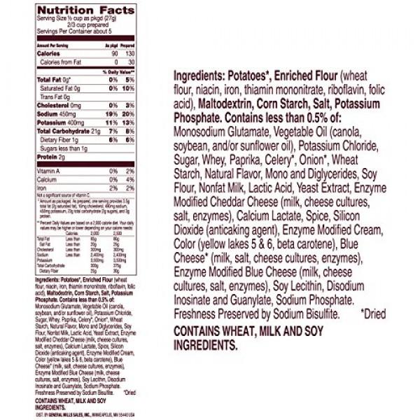Betty Crocker Scalloped Potatoes, 4.7 oz