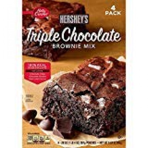 Betty Crocker Ultimate Chocolate Brownie Mix 20 oz. ea., 4 pk.