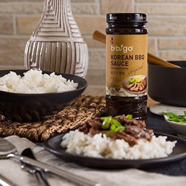 Bibigo Korean Bbq Sauce, Original, 16.9 Ounce Pack of 6