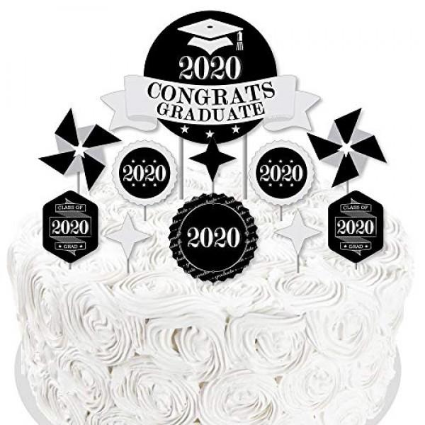Big Dot of Happiness Graduation Cheers - 2020 Graduation Party C...