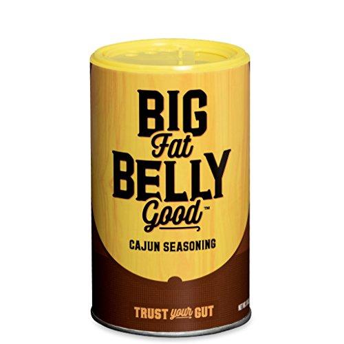 Big Fat Belly Good Cajun Seasoning Original Blend, 8 Ounce