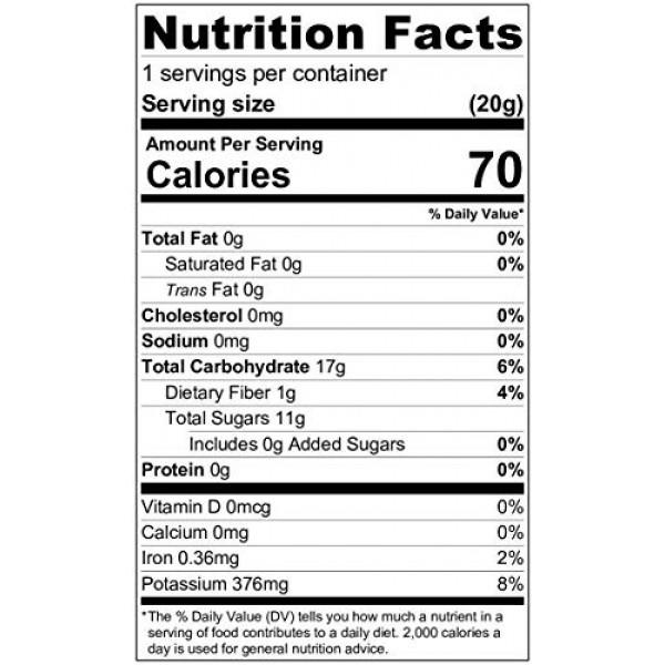 Big Green Organic Food- Freeze-Dried Banana, Healthy Snacks, Nat...