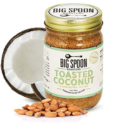 Big Spoon Roasters Toasted Coconut Almond Butter w/ Sea Salt - K...