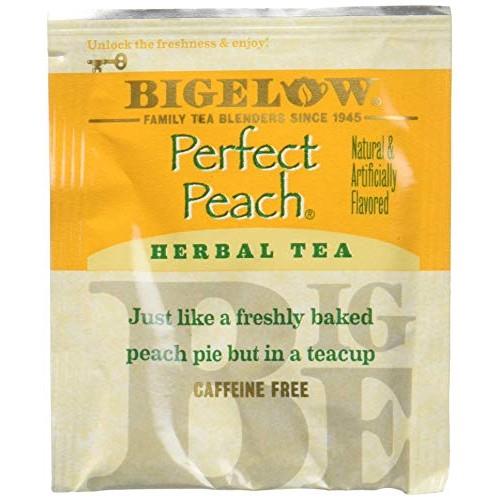 Bigelow Perfect Peach Tea Bags - 20 ct - 3 pk
